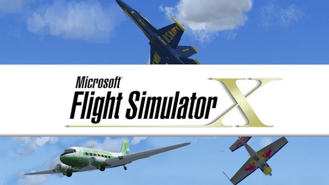 Microsoft Flight Simulator X PC Full Version