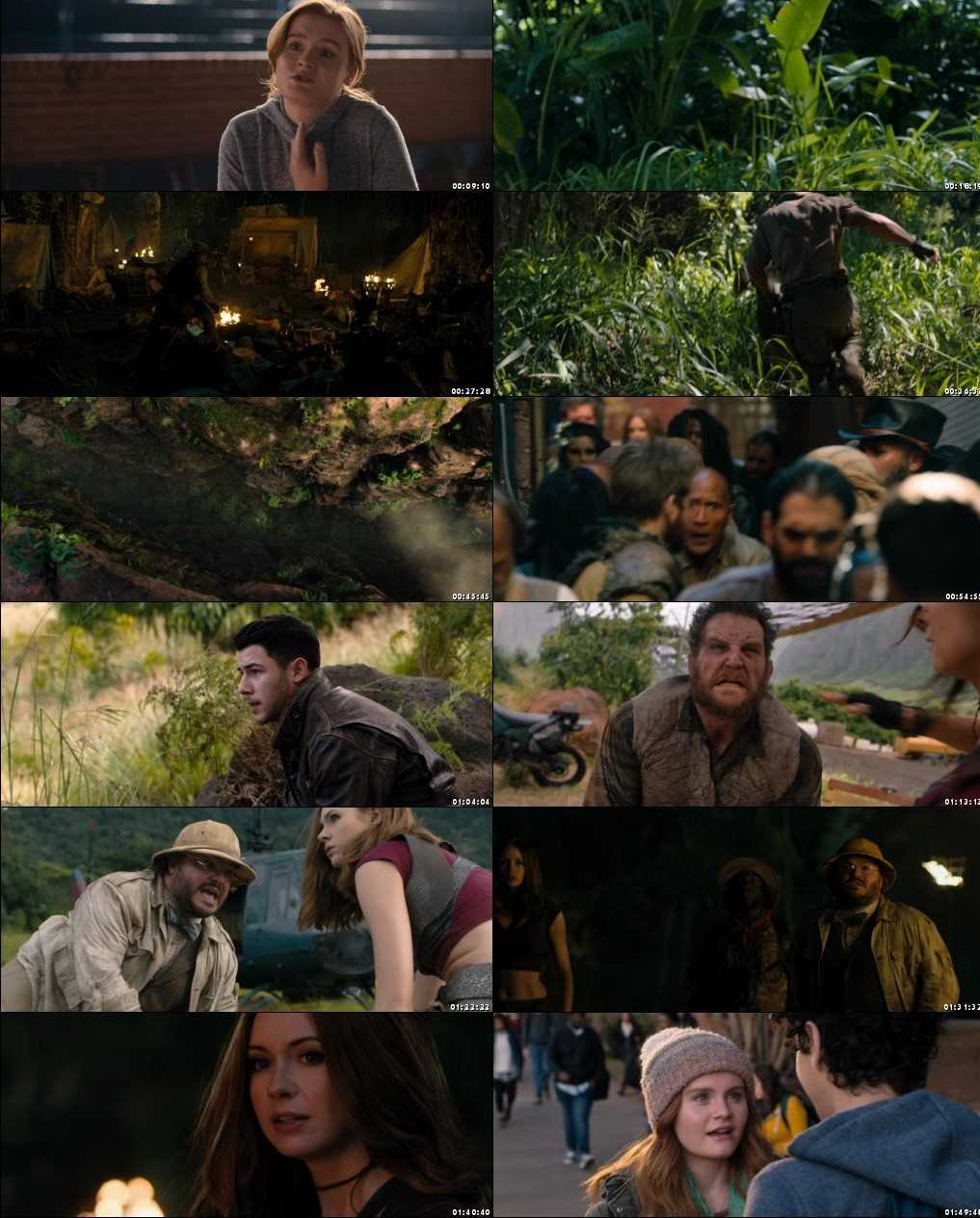 Jumanji: Welcome to the Jungle 2017 Screenshot