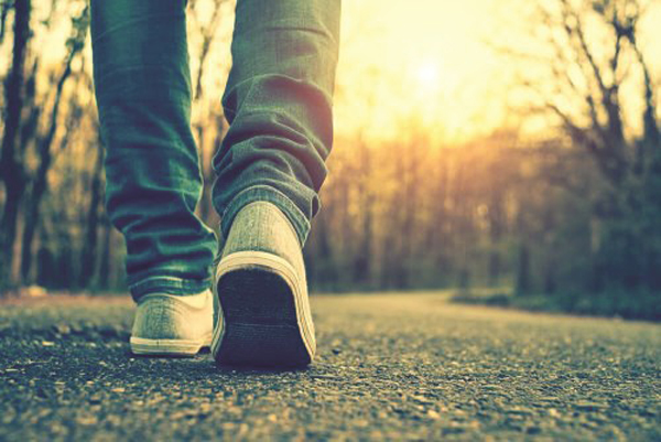 O Caminhar