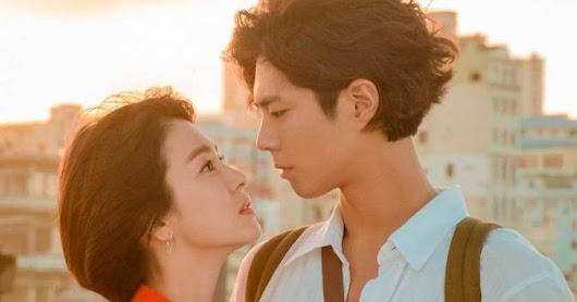 REVIEW K-DRAMA : Encounter / Boyfriend (남자친구) - Kisah Cinta Berawal Dari Kuba