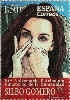 10º ANIVERSARIO PATRIMONIO INMATERIAL DE LA HUMANIDAD. EL SILBO GOMERO