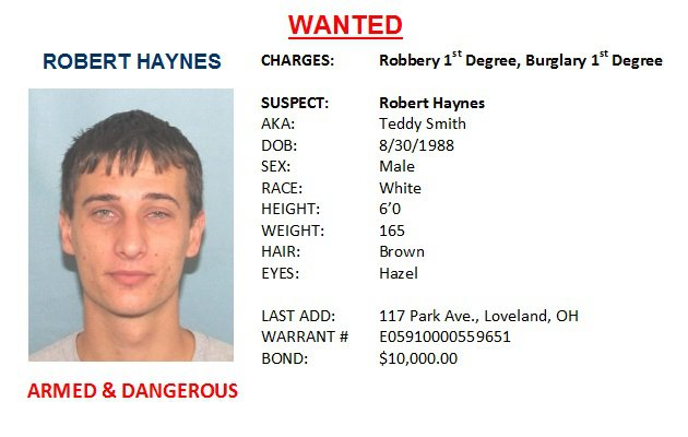 The River City News: COVINGTON'S MOST WANTED