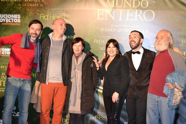 """""""El Mundo Entero Mediometraje """""""