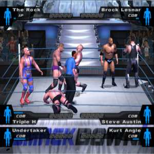 WWF Smackdown For PC