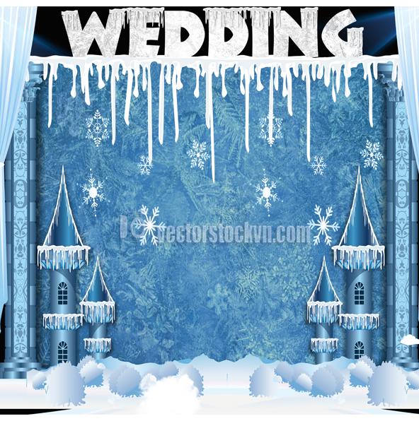 Phong trang trí đám cưới