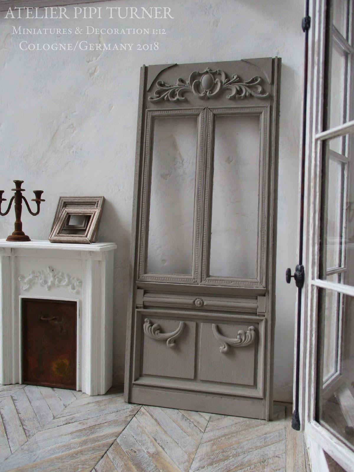 ✳ Neue alte Tür angefangen ✳