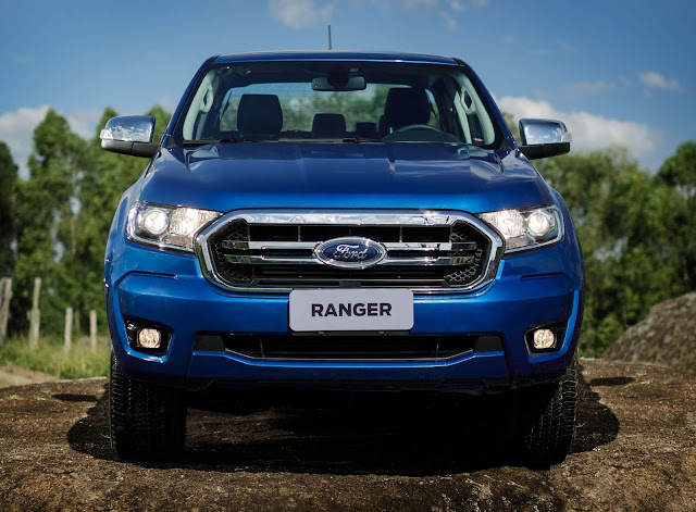 Ford Range 2020 XLT -  R$ 176.429