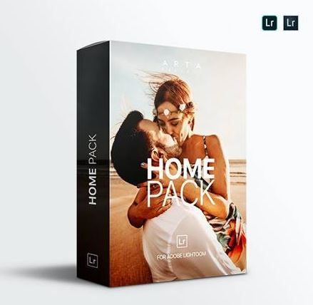 Preset Lightroom ARTA Home Pack (Mobile/Desktop)