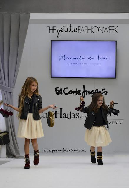 #ManuelaDeJuan #calzadoinfantil #oi1718 #ThePetiteFashionWeek by #CharHadas