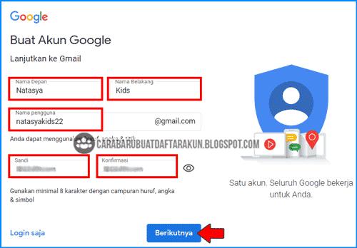 33+ Cara Membuat Akun Gmail Anak paling mudah