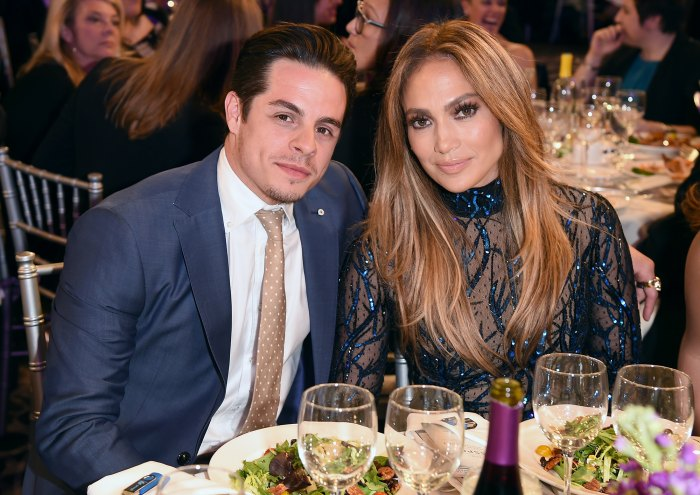 5- Marc Anthony It was the longest-term marriage, as the pair were married from 2004 until 2011, and Lopez gave birth to twins, Max and Amy.