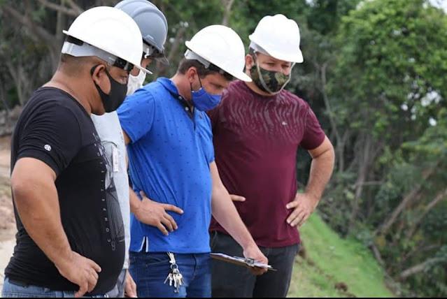 Governo federal enviou a última parcela da obra de contenção e recuperação da orla de Óbidos