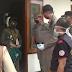 Disaat PSBB Pandemi Covid-19 Terjaring Pasangan Mesum di Rumah Kos Kecamatan Gurah Kediri.