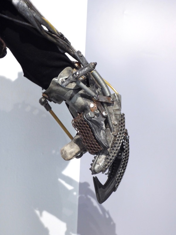 Mad Max Furiosa mechanical hand