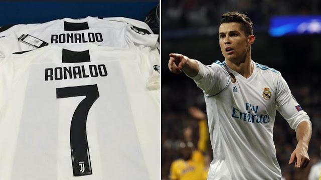 Ronaldo Bermain di Juventus 2018/2019