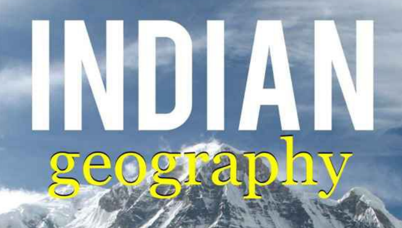 Geography GK PDF Books Indian Geography PDF Free Download