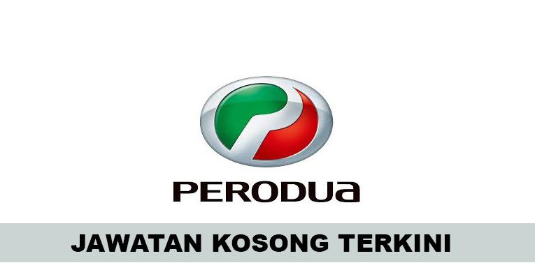Kekosongan terkini di Perodua Sales Sdn Bhd