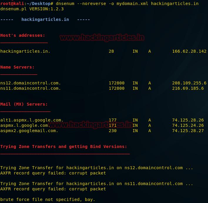 4 Ways To DNS Enumeration