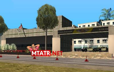 MTA SA Police Station