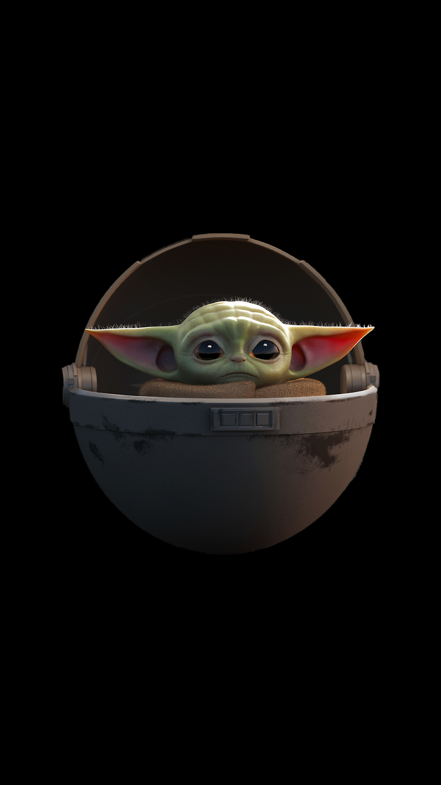baby yoda wallpaper iphone android