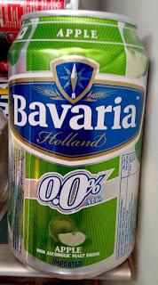 Bavaria holland 0,0 apple beer