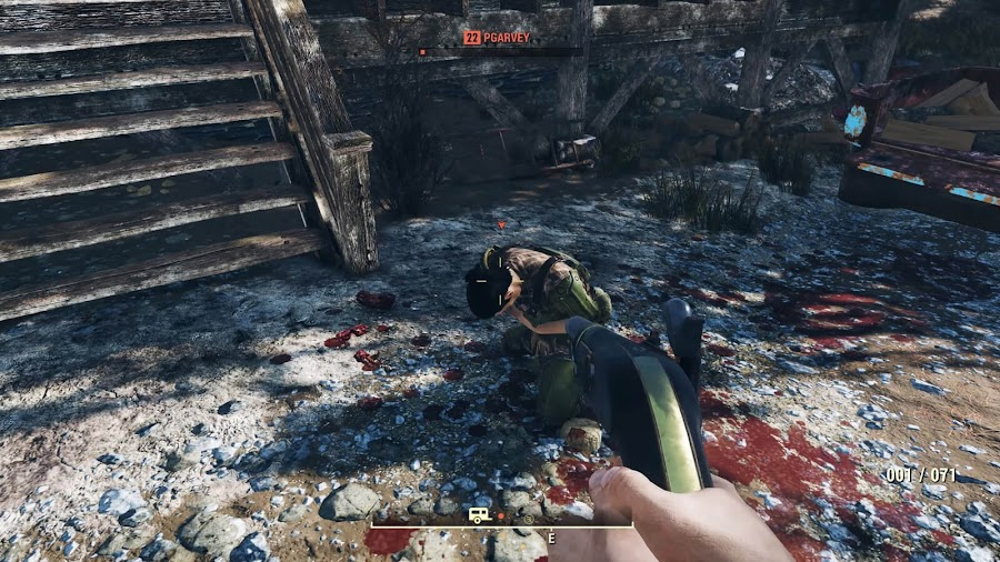 bethesda fallout 76 griefing details