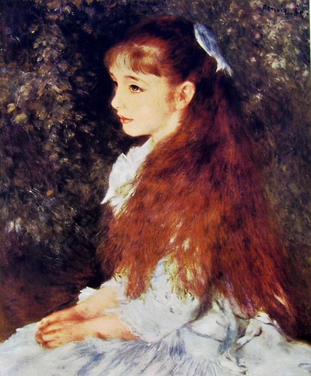 arte e storia: Pierre-Auguste Renoir, tra ritratto e bellezza.
