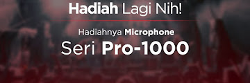 Kuis Crimson Pro Indonesia Berhadiah 3 Microphone