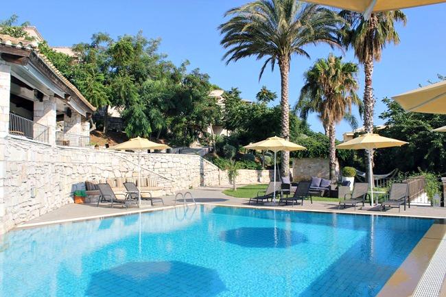 Domotel Agios Nikolaos hotel pool