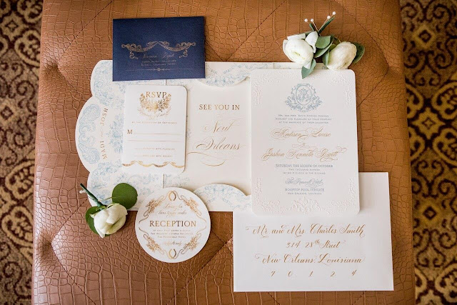 Protocolo en la mesa de bodas