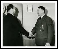Hitler meeting with S.B.Bose