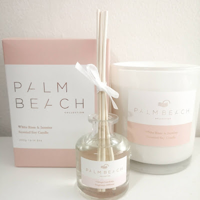 Palm Beach Collection, luxury candles and reed diffusers