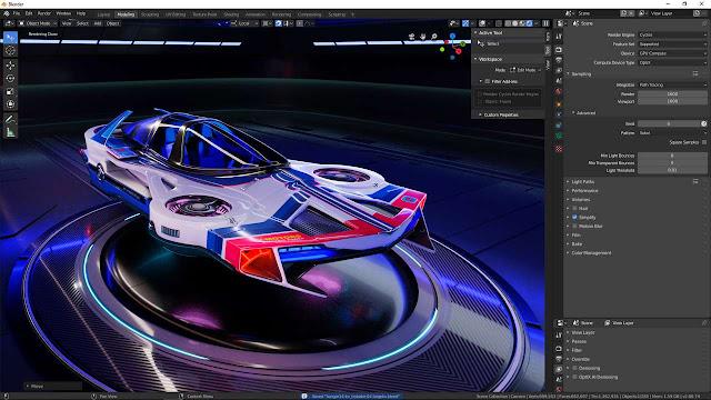 10 Software Untuk Membuat Desain Mobil Terbaik Bagi Pemula Arafuru
