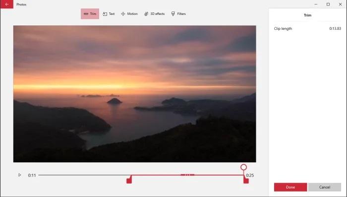 كيفية انشاء وتحرير الفيديوهات في ويندوز 10 بدون برامج