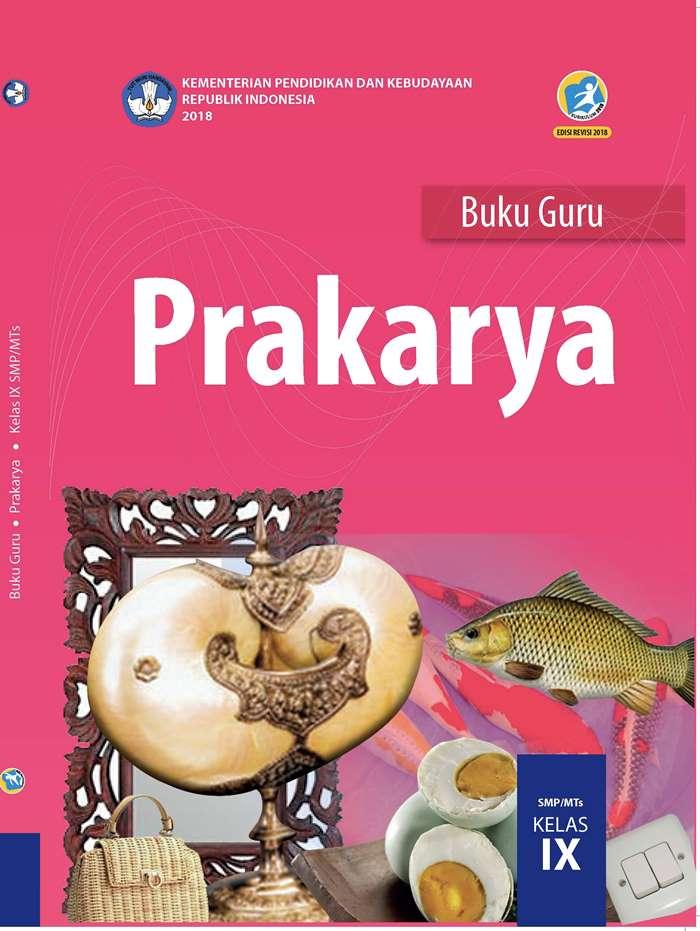 Buku Guru Kelas 9 Prakarya
