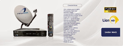 NEWSAT LION HD – RECOVERY DO SISTEMA BOOTING FC – 04/12/2013