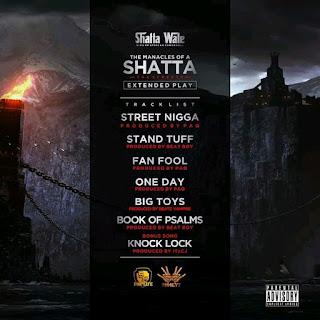 (Listen) THE MANACLES OF A SHATTA - Shatta Wale