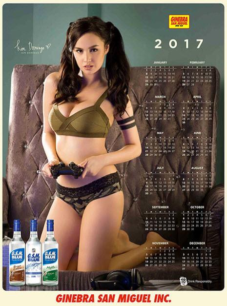 Sexy Calendar Themes