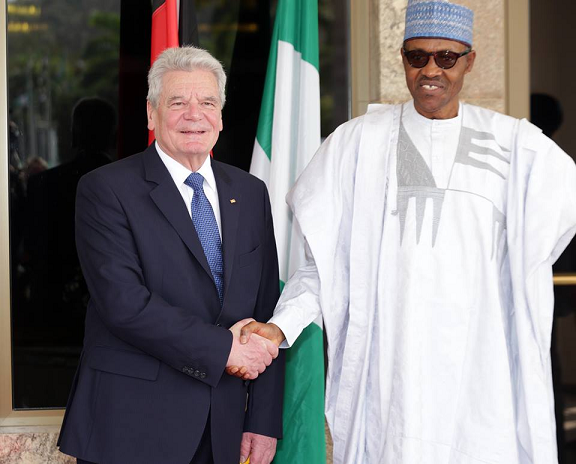 joachim gauck in nigeria