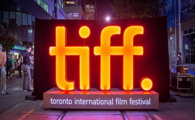 The Toronto film festival