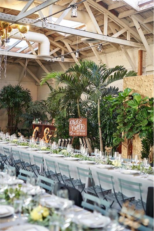 espacio industrial para boda urbana chicanddeco