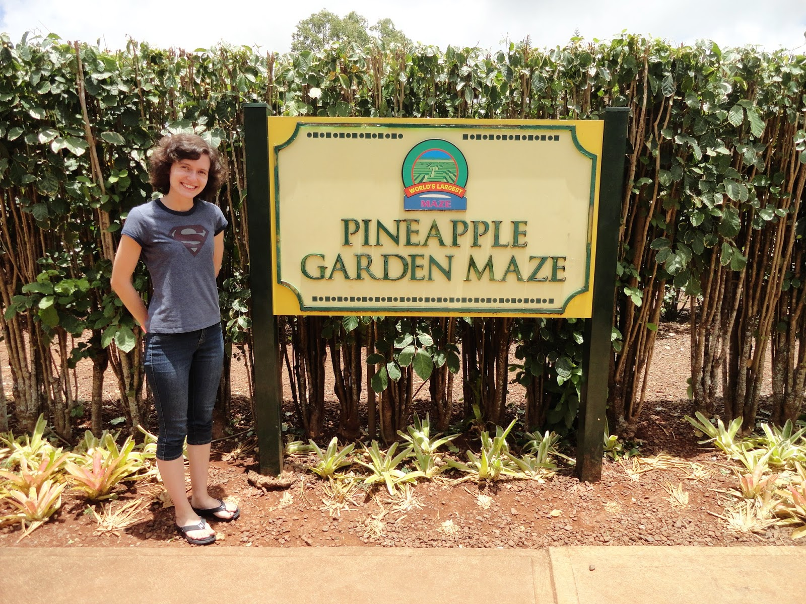 Dole Plantation Oahu