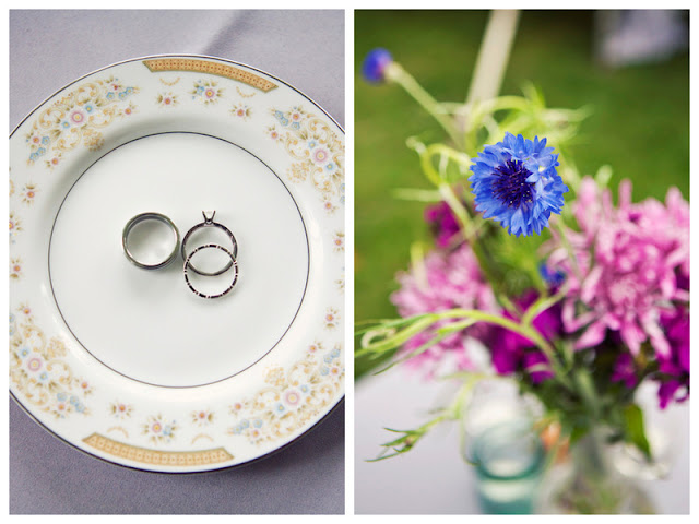 charming budget-friendly DIY wedding | www.oncelikeaspark.com
