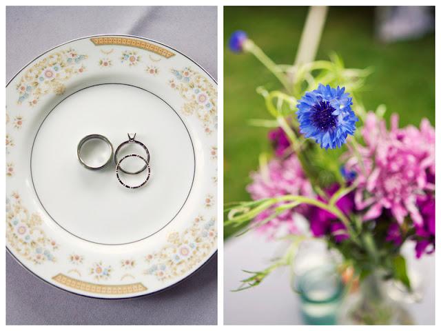 charming budget-friendly DIY wedding   www.oncelikeaspark.com
