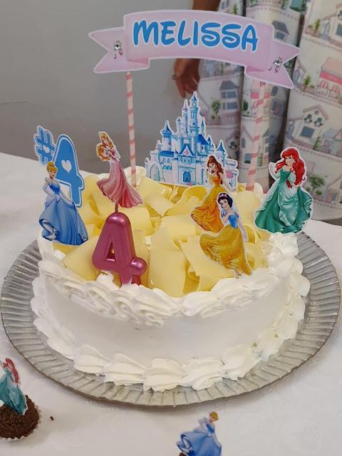 Topper de Doces As Princesas  Disney dicas e ideias para decoração de festa personalizados