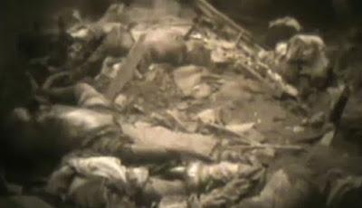 Foto kekejaman Jepang di Perang Dunia Kedua
