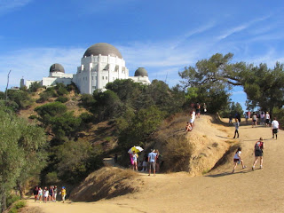 East Observatory Trail Griffith Park