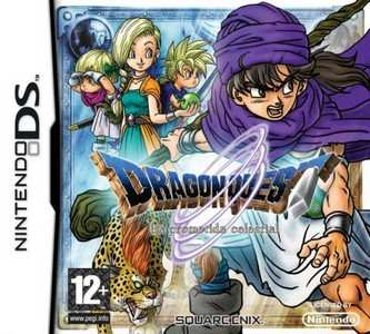 Rom Dragon Quest V Hand of the Heavenly Bride NDS