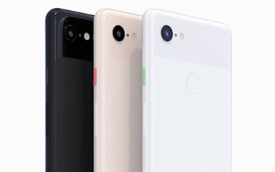 Image result for pixel 3 colors