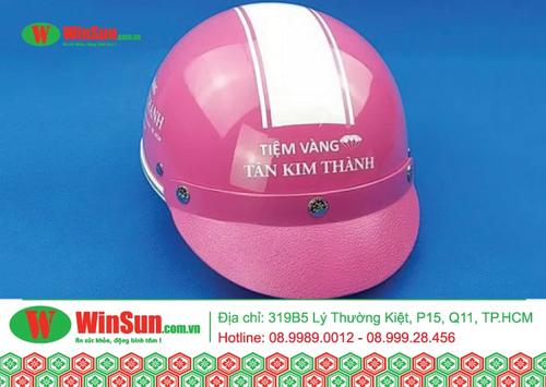 Xưởng sản xuất nón bảo hiểm giá rẻ chất lượng